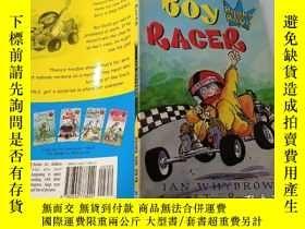 二手書博民逛書店Boy罕見Racer:男孩賽車手Y200392