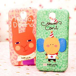 Butterfly 免運 HTC X920D手機套 Butterfly  New ONE M7  GALAXY S4 韓國動物系列TPU手機殼