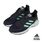 Adidas 90s 深藍色 麂皮 運動休閒鞋 女款 NO.J0228【新竹皇家 EG8419】
