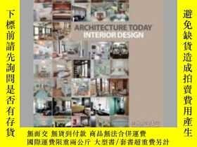 二手書博民逛書店Architecture罕見Today: Interior Design 2018Y405706 Oscar
