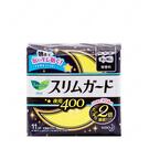 【日本花王】Laurier 零觸感薄型 無香 夜用量多衛生棉40cm_11枚入