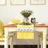 時尚可愛空間餐桌布 茶几布 隔熱墊 鍋墊 杯墊 餐桌巾桌旗 512 (33*160cm)