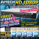 【台灣安防】監視器 1080P AVTE...