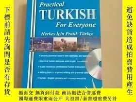 二手書博民逛書店Practical罕見turklsh for Everyone(