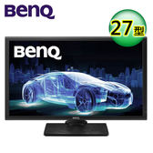 【BenQ】PD2700Q 27型 IPS專業寬螢幕 【贈收納購物袋】
