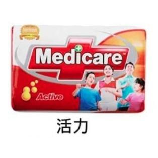 香皂 肥皂 美天淨 Medicare抗菌皂 85g TW50705