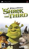 PSP Shrek The Third 史瑞克三世(美版代購)
