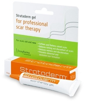 Strataderm Scar Therapy 舒坦膚凝膠 10g 疤痕凝膠 專品藥局【2007956】