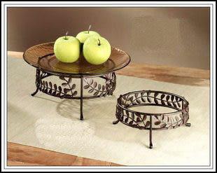 鐵藝水果架