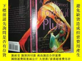 二手書博民逛書店英文原版:A罕見GRIL NAMED FAITHFUL PLUM