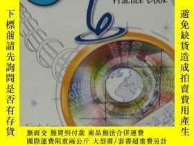 二手書博民逛書店英語飛漲練習書罕見skyrocket practice book