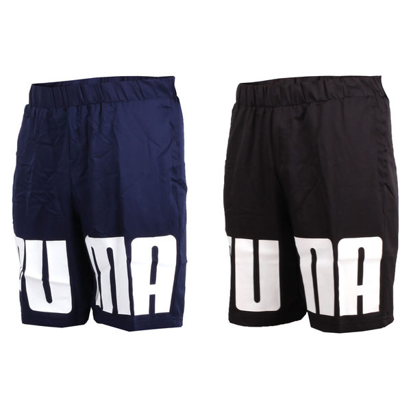 PUMA 男短褲(短風褲 防風 慢跑 路跑≡體院≡