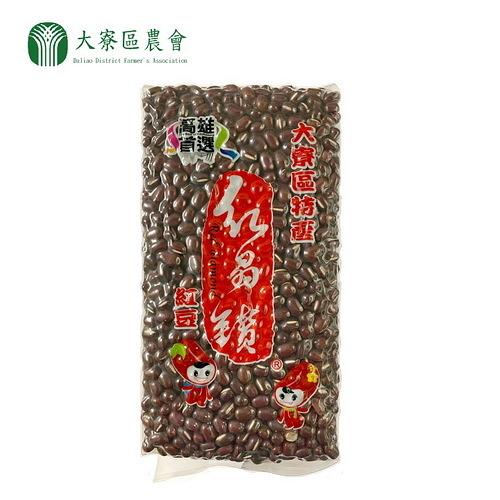 【大寮區農會】紅晶鑽紅豆600g/包