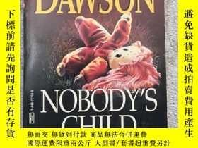 二手書博民逛書店Nobody s罕見ChildY19139 Janet Daws