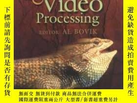 二手書博民逛書店Handbook罕見Of Image And Video Processing (communications N