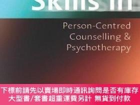 二手書博民逛書店Skills罕見In Person-centred Counselling & Psycho Y255174