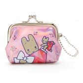 【震撼精品百貨】新娘茉莉兔媽媽_Marron Cream~Sanrio 兔媽媽珠扣螢光零錢包-令和#05169