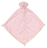 美國Angel Dear 動物嬰兒安撫巾 粉紅小豬