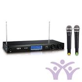 伴唱機/卡啦OK專用麥克風 TEV TR-686 無線麥克風組