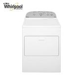 【南紡購物中心】Whirlpool 惠而浦 12KG瓦斯乾衣機 WGD5000DW