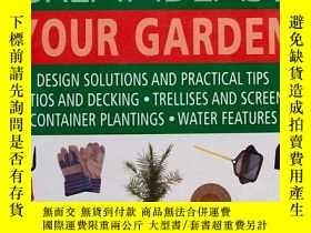 二手書博民逛書店Great罕見Ideas for Your GardenY191