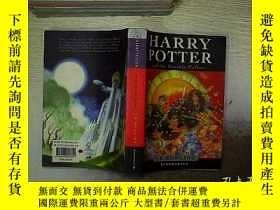 二手書博民逛書店HARRY罕見POTTER AND THE Deatbly hallow 哈利波特與死亡聖器Y261116