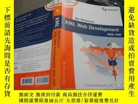 二手書博民逛書店NO罕見NONSENSE XML Web Development