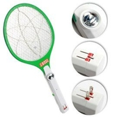 《鉦泰生活館》KINYO 小黑蚊充電式電蚊拍CM-2222