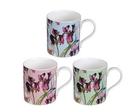英國骨瓷馬克杯 - 鳶尾花(Iris )系列