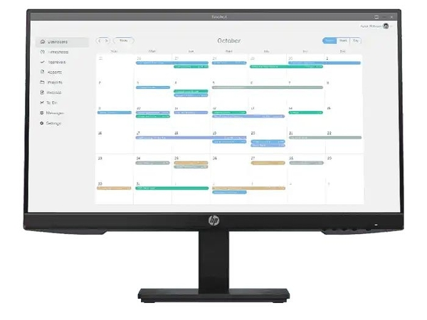 惠普HP P24H G4 23.8吋 IPS 螢幕顯示器 (內建喇叭)