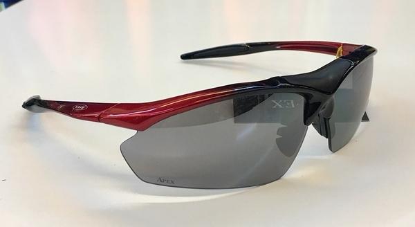 APEX防風眼鏡,805,黑紅(優惠組合包)