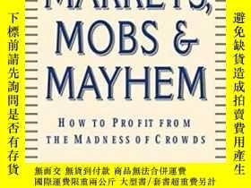 二手書博民逛書店Markets,罕見Mobs & MayhemY256260 Robert Menschel John Wil