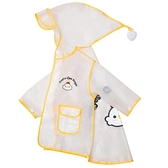 兒童雨衣 男童女童小學生可愛雨披斗篷式雨上學衣【免運】