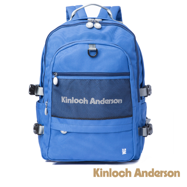 金安德森 Unbox 機能後背包 藍色