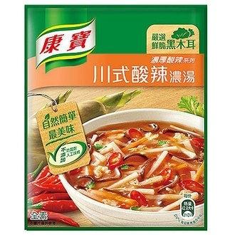 康寶 濃厚酸辣系列 川式酸辣濃湯 50.2g【康鄰超市】