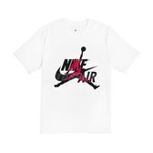 Nike T恤 Jordan Classics Tee 白 黑 紅 男款 喬丹 飛人 短T 【ACS】 BV5906-100