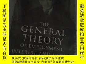 二手書博民逛書店he罕見general theory of employment