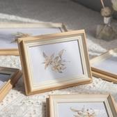 北歐簡約相框擺台加沖洗照片定制6寸裝飾擺桌客廳臥室相冊框相架 金曼麗莎