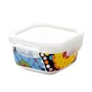 FRENCH BULL方形陶瓷保鮮盒(270ml)-BINDI