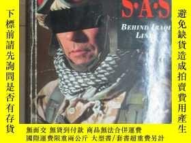 二手書博民逛書店BEHIND罕見IRAQI LINES6583 英文原版 具體見