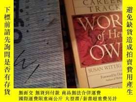 二手書博民逛書店WORK罕見OF HER OWN (A Woman s Guide to Success Off the Care