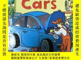 二手書博民逛書店Usorne罕見Touchy-Feely CarsY351864