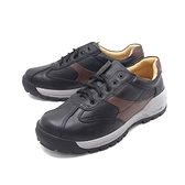 【南紡購物中心】W&M (男)撞色綁帶厚底鞋休閒鞋 男鞋 -黑(另有白)