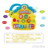 初學男孩女孩音樂琴寶寶小孩益智早教玩具電子琴迷你嬰兒琴兒童    color shop