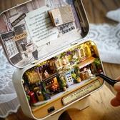 diy小屋 盒子劇場手工制作房子拼裝模型別墅玩具生日禮物男女 - 歐美韓熱銷