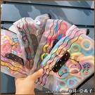 【akiko kids】日系繽紛色系多功能造型髮圈包