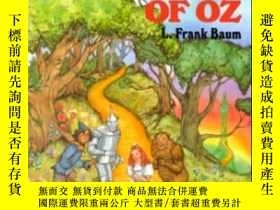 二手書博民逛書店The罕見Wizard Of Oz (great Illustrated Classics)Y256260 F
