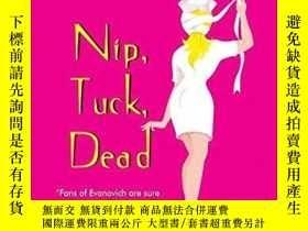 二手書博民逛書店Nip,罕見Tuck, DeadY364682 Avocato, Lori Harpercollins 出版