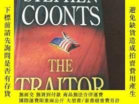 二手書博民逛書店The罕見Traitor (英文原版,精裝)Y271942 Coonts, Stephen St. Marti