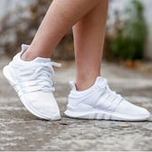 Kumo shoes ADIDAS EQT SUPPORT ADV 全白 慢跑鞋 魚骨鞋 愛迪達 CP9558